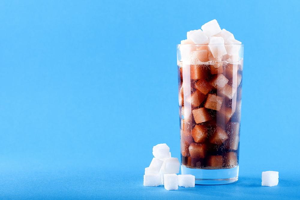 Mito 3: Agregar a agua a bebidas azucaradas