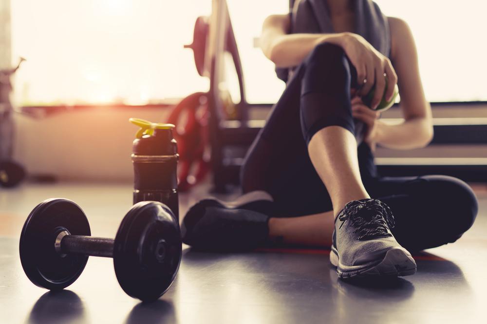 Hidrátate mientras entrenasHidrátate mientras entrenas
